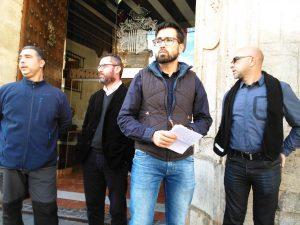 UGT exige al Ayuntamiento que reglamente el pago a los funcionarios para evitar el retraso de las nóminas