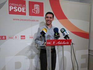 El PSOE critica un nuevo recorte de 125.000 euros en subvenciones a ONG's