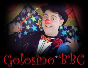 La risa se hace magia en el espectáculo de Golosino BBC