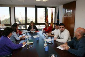 Torrevieja, Guardamar y Pilar de la Horadada continúan avanzando en la firma de un pacto territorial por el empleo