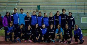 Los alumnos de la EDM de Atletismo de Orihuela arrancan la temporada con buenas marcas y logrando tres mínimas para los Campeonatos de España