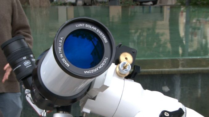 telescopio mudic 2