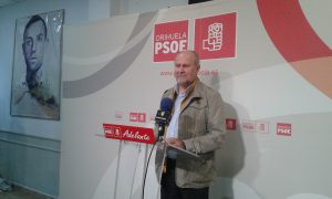 El PSOE reclama la continuidad del Proyecto Alondra en la Calle Arriba