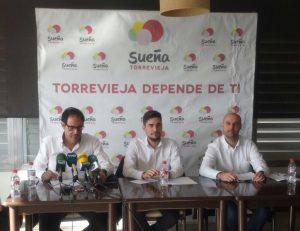 La división entre los fundadores de Sueña Torrevieja convierte el futuro de la formación en una pesadilla judicial