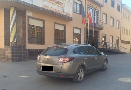 coche policia local benejúzar