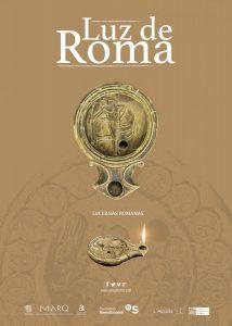 La exposición 'Luz de Roma' recala en el Museo Arqueológico de Callosa