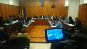 Orihuela comienza a emitir los plenos en directo a través de su web municipal