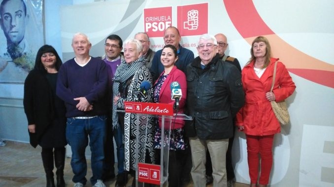 PSOE residentes