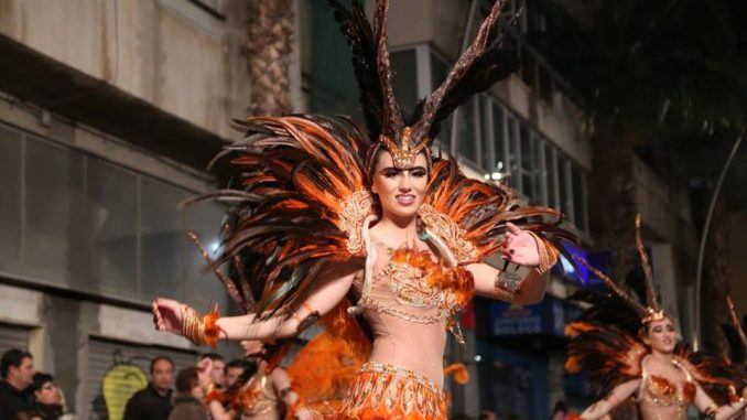 torrevieja carnaval