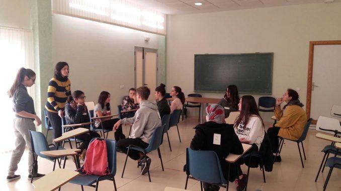 encuentro alumnos-ayuda almoradí
