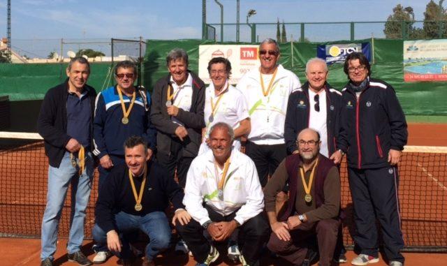 club tenis torrevieja.ct benissa veteranos55