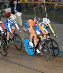 A falta de una prueba Melisa Gómiz lidera el campeonato de España de ciclismo en pista