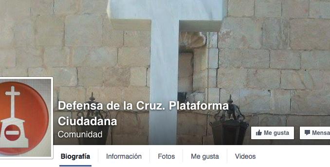 defensa de la cruz de callosa página FB
