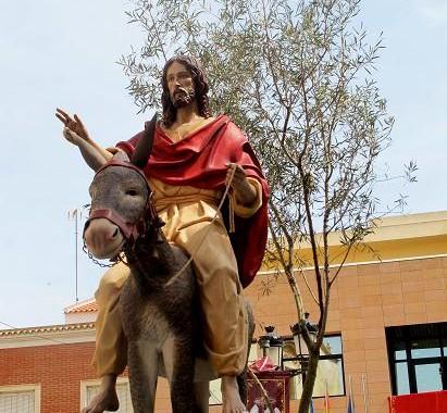 Jesus Triunfante Catral