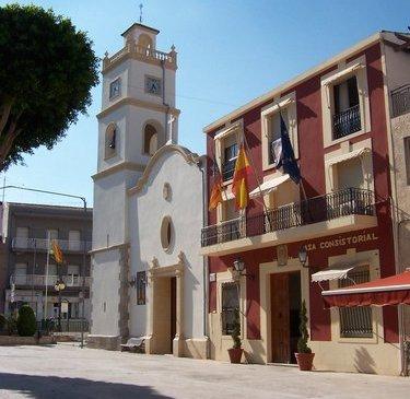 ayuntamiento de cox