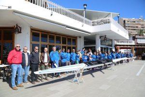 El Real Club Náutico de Torrevieja invierte en el futuro del Remo