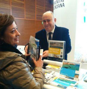 Guardamar asiste a la Feria de Turismo de San Sebastián