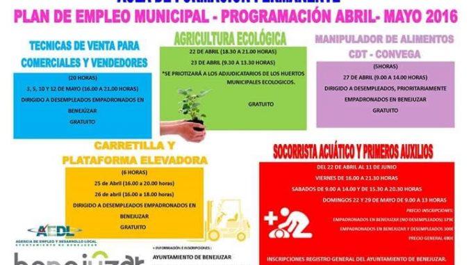 CURSOS AULA DE FORMACIÓN PERMANENTE