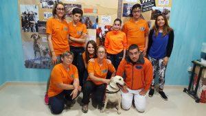 Cox y la Cooperativa Eléctrica Albaterense envían a Ecuador una unidad canina de rescate