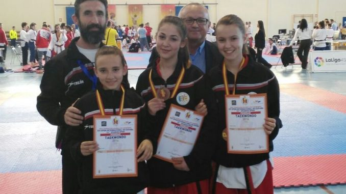 bronce taekwondo pomsae