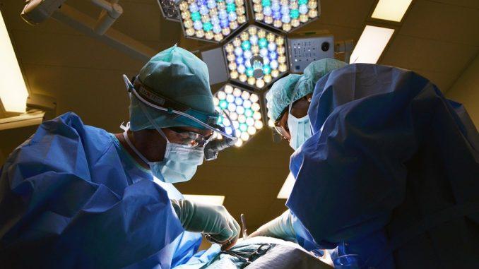 operacion quirúrgica