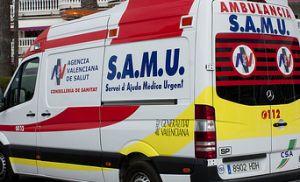 Muere un ciclista tras caer de la bicicleta en Algorfa