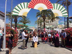 Algorfa celebra su II Feria de Abril