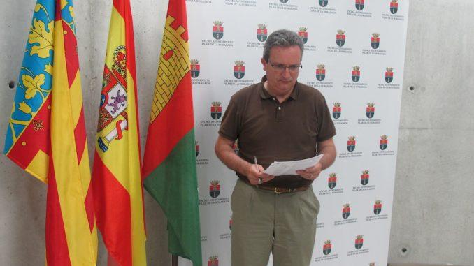 Alfonso Armenteros Portavoz