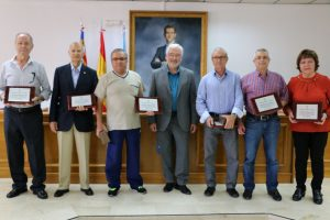 Torrevieja homenajea a sus trabajadores municipales jubilados