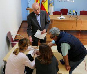 Torrevieja ampliará en casi medio millón de euros el servicio de mantenimiento de los parques y jardines