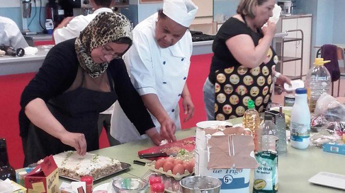 taller cocina desempleados larga duración
