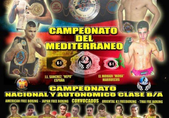 Campeonato del mundo free boxing