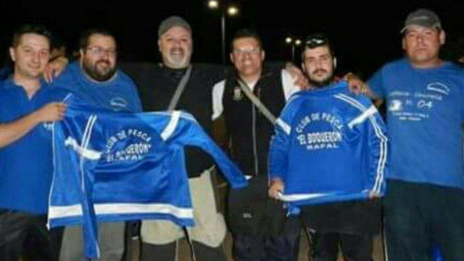 Club El Boqueron campeonato autonómico
