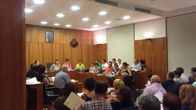 Comisiones de Fiestas reunión