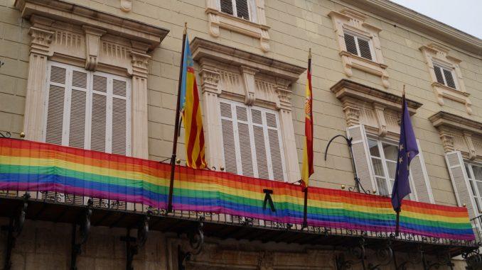 Día orgullo LGTB