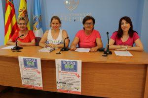 El centro de Torrevieja acoge el sábado 'Rodas KM 0' y la Feria de ONG's