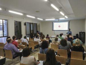 El Programa PICE promovido por la Cámara de Alicante y Convega formará a 70 jóvenes de la Vega Baja hasta mayo
