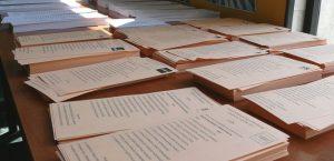 Orihuela reciclará las papeletas electorales que sobren del 26-J