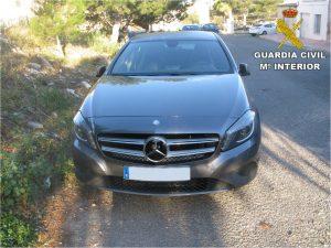 La Guardia Civil detiene a un hombre en Almoradí por vender en España coches que robaba en Italia