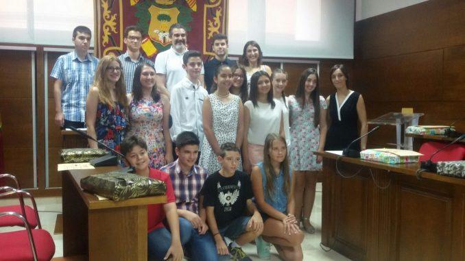 Foto Premio Escolares-