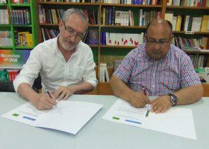 Recicla Alicante y Librería Codex firman un convenio de colaboración