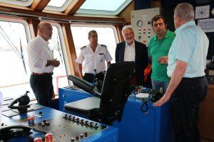 Torrevieja podría convertirse el próximo año en puerto base de un Barco de Salvamento