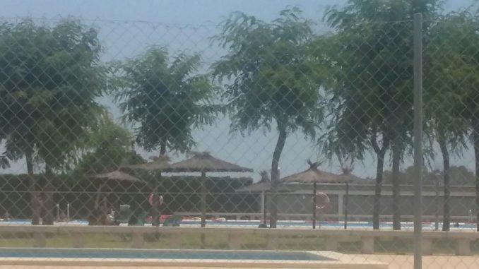 piscina almoradí