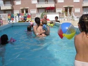 114 niños y niñas participan en la Escuela de Verano
