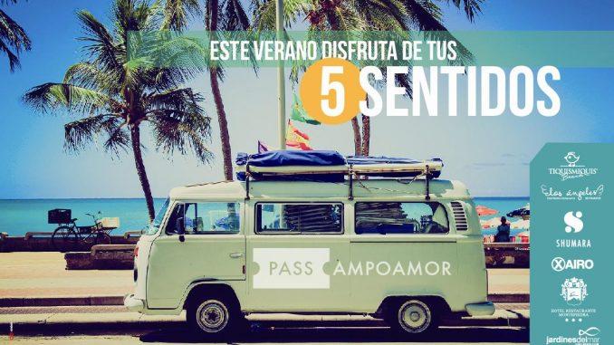 Pass Campoamor 5 sentidos