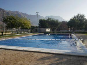 La piscina de La Aparecida reabre sus puertas tras los actos vandálicos del sábado