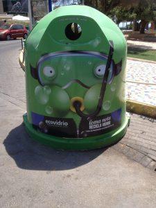 Torrevieja se reta a incrementar un 10% la recogida de vidrio para reciclaje