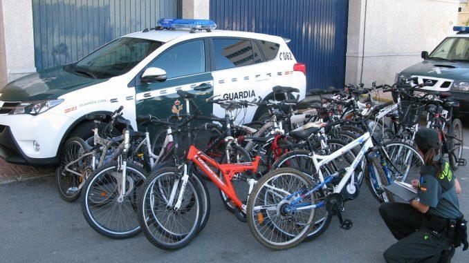 bicicletas recuperadas GC