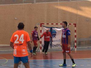 El  Balonmano Almoradí debuta con  fuerza en Primera Nacional ante el Ibiza (29-20)