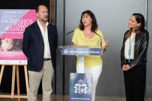 La actriz Mabel Lozano proyectará en Orihuela su documental sobre la explotación sexual